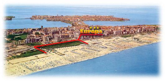 Sottomarina Italy  city photo : lungomare adriatico sottomarina di chioggia venezia italy tel fax 39 ...